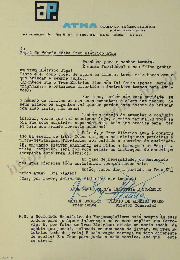 """Carta ao Papai do """"Chefe"""""""